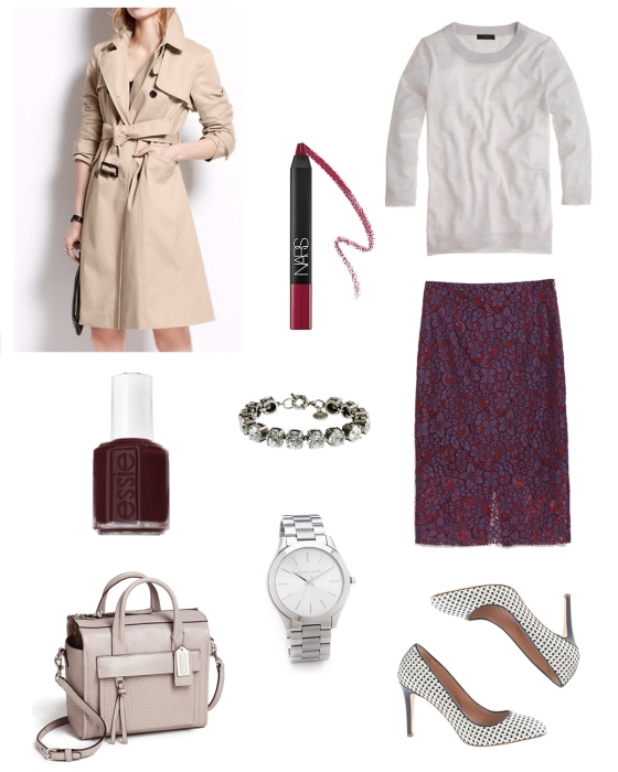 Work Wear | Plum Pearls