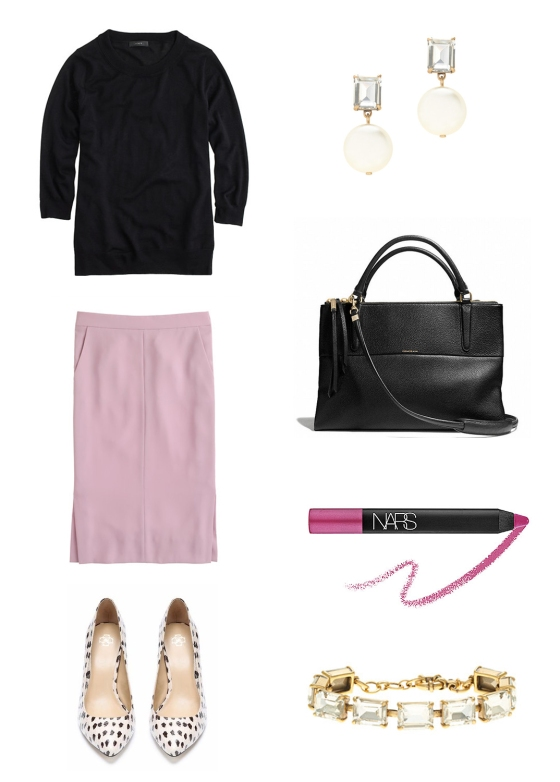 {Outfit Inspiration} 9 to 5 | Plum Pearls