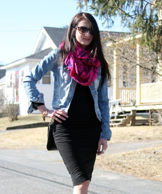 {Casual Fuchsia} | Plum Pearls