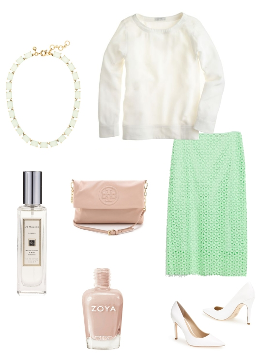 {Outfit Inspiration} Easter Brunch | Plum Pearls