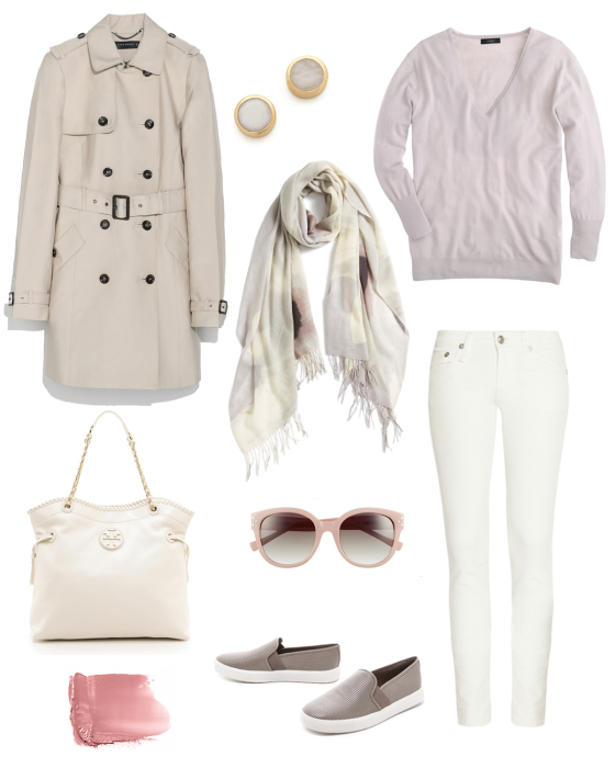 {Weekend Wear} Muted Tones | Plum Pearls