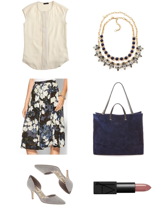 {Outfit Inspiration} 9 to 5 no. 39 | Plum Pearls