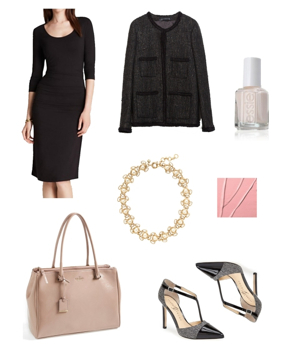 {Outfit Inspiration} 9 to 5 no. 41 | Plum Pearls