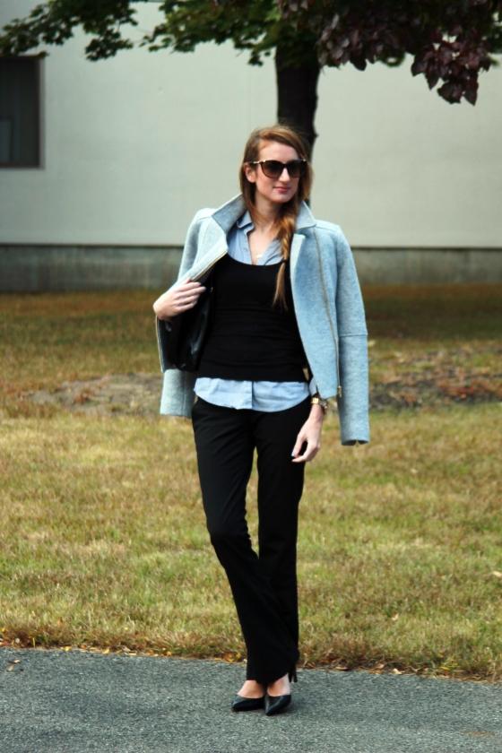 Wool Moto | Plum Pearls