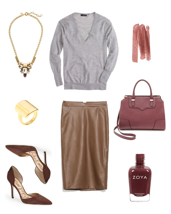 Work Wear Outfit Inspiration | Plum Pearls