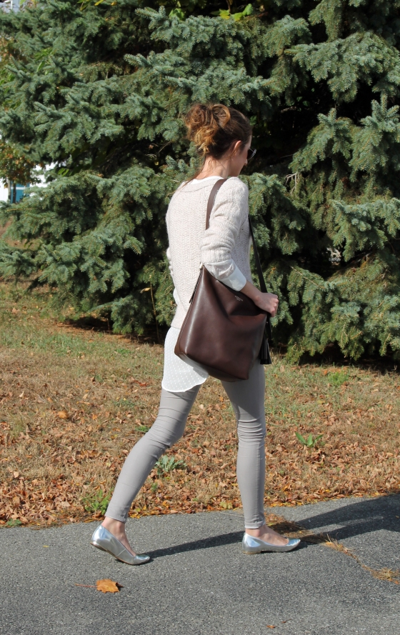 {Neutral Fall Layers} | Plum Pearls