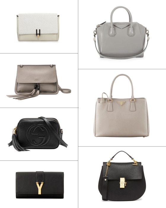 {Currently Coveting} Minimal Handbags | Plum Pearls