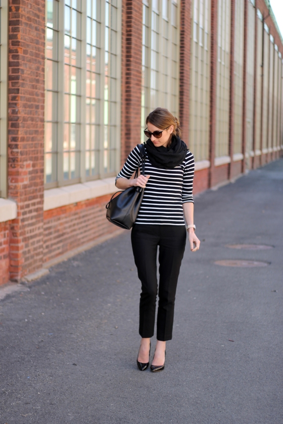 {Classic Stripes} | Plum Pearls