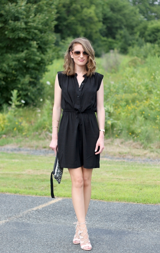 {The Perfect Casual LBD} | Plum Pearls